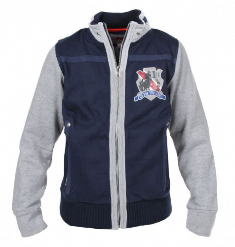 Red Horse Yankee Boys Sweater Jacket